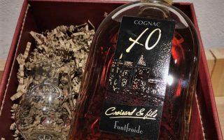 coffret cognac