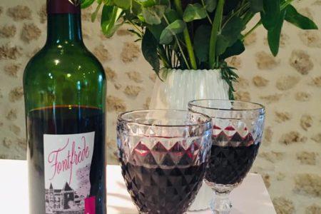 vin rouge Croisard